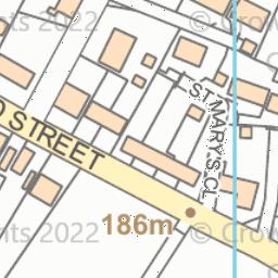 Map tile 42160.31491