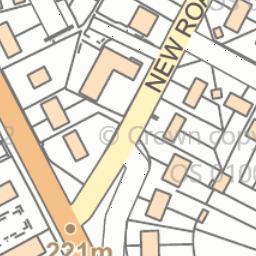 Map tile 42055.31555