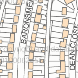 Map tile 42119.31575