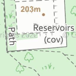 Map tile 42092.31583