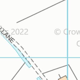 Map tile 42160.31669
